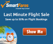 Huge Discount On Last Minute Flights