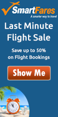 $15 Off On Last Minute Flights