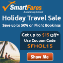 Black Friday Airfare Discount