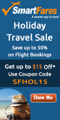 Christmas Holiday Travel Deals. Save up to 70% on Airfares