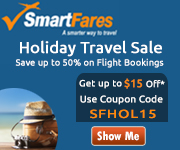Christmas Travel Deals & Discounts