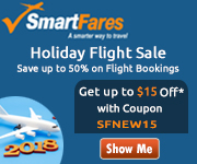 new Year Discount Airfares