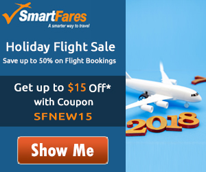 New Year Travel Deal & Discount