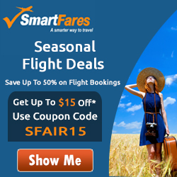 Spring Break Airfare Discount
