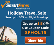 Valentine's Day Travel Discount