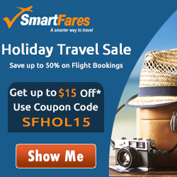 Winter Flight Offer. Use Coupon Code