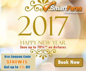 New Year 2017 Sale! Get Flat $15 Off with Coupon Code